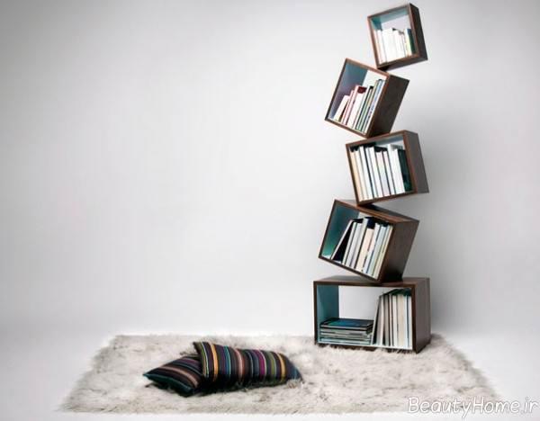 قفسه کتاب فانتزی