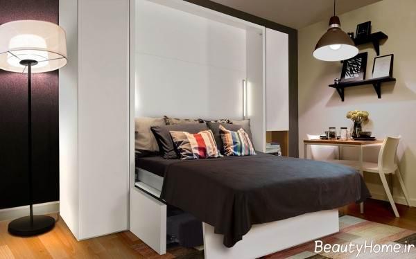 مدل تخت خواب تاشو جدید