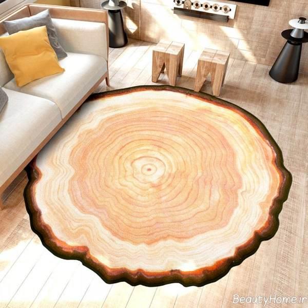 فرش فانتزی جدید و زیبا