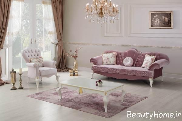 مدل مبل سلطنتی زیبا و خاص