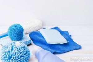شستن کاغذ دیواری با روش های ساده