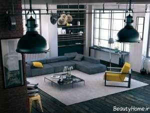 طراحی داخلی نشیمن