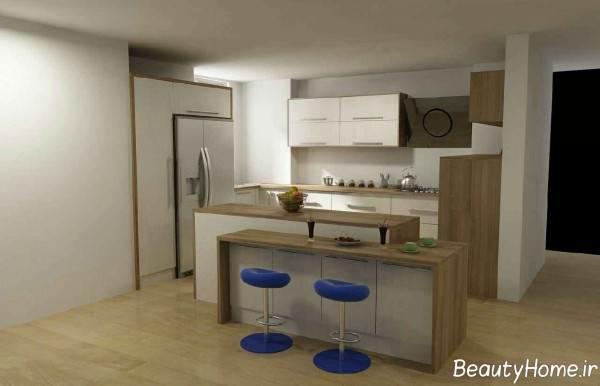 کابینت برای آشپزخانه کوچک