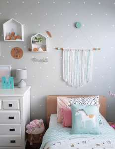 دکوراسیون اتاق خواب فانتزی برای کودکان