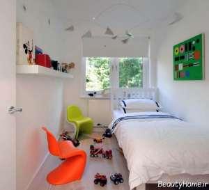 مدل اتاق خواب کودک با طراحی بی نظیر