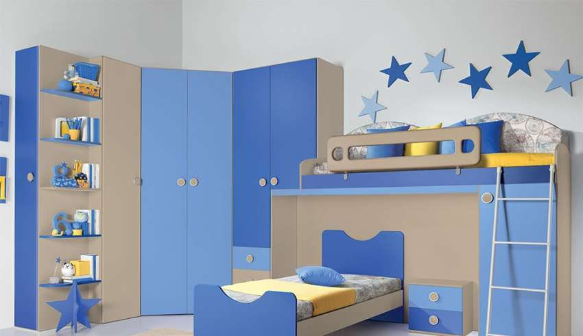 مدل اتاق خواب کودک