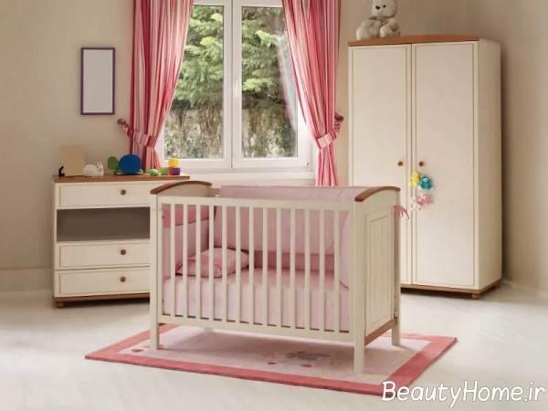 مدل سرویس خواب شیک برای نوزاد