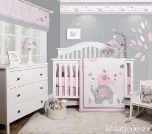 سرویس خواب زیبا برای نوزاد