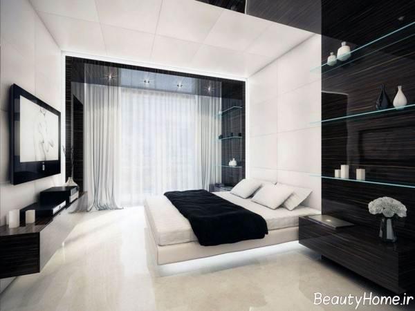 ایده های خلاقانه برای نورپردازی کف اتاق خواب