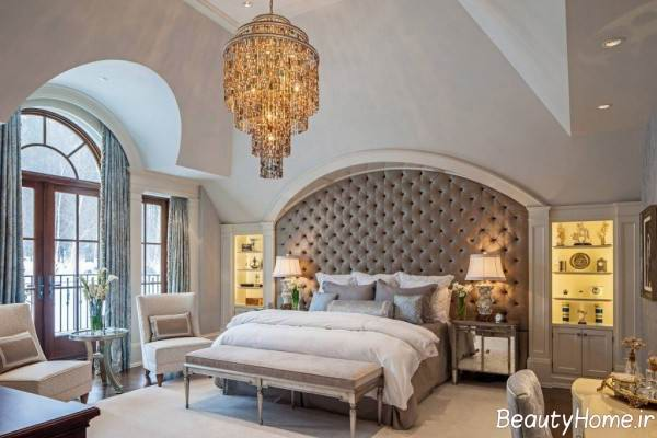 اتاق خواب فرانسوی