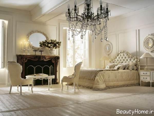 اتاق خواب فرانسه