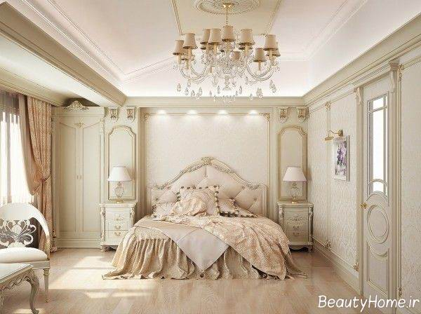 دکوراسیون اتاق خواب لوکس
