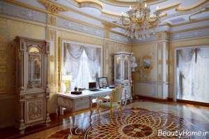 طراحی زیبا و شیک فرانسوی