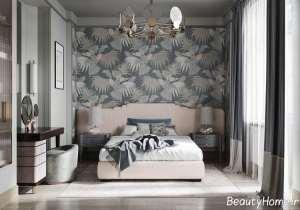طراحی داخلی اتاق خواب با سبک تلفیقی