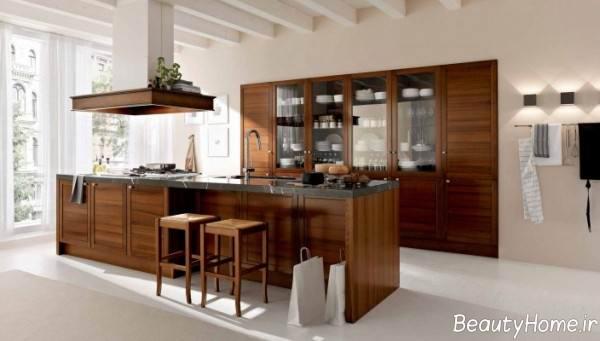 دکوراسیون شیک آشپزخانه