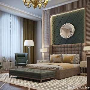 دکوراسیون تلفیقی برای اتاق خواب