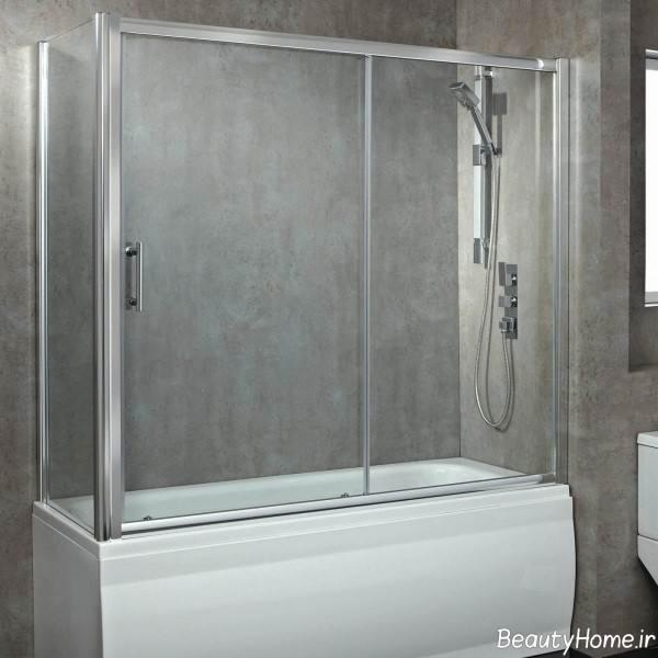 دکوراسیون حمام شیک و مدرن