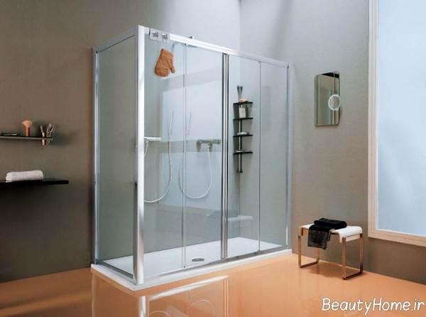 طراحی داخلی حمام زیبا