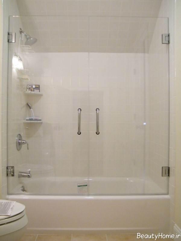 دکوراسیون ساده حمام
