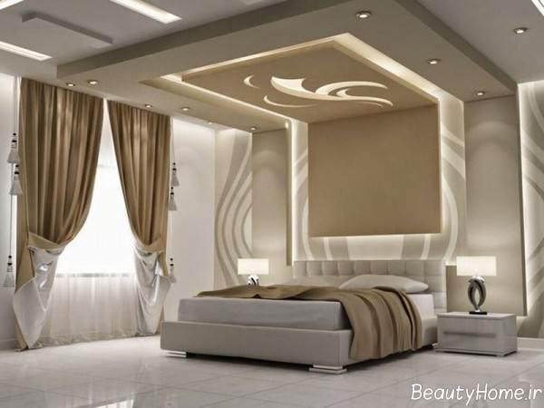 طرح کناف 2020 برای اتاق خواب