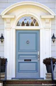 درب ورودی زیبا و شیک