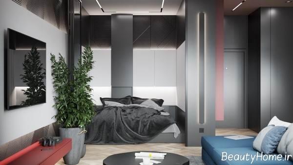 طراحی داخلی خانه مدرن