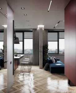 دیزاین داخلی خانه مدرن