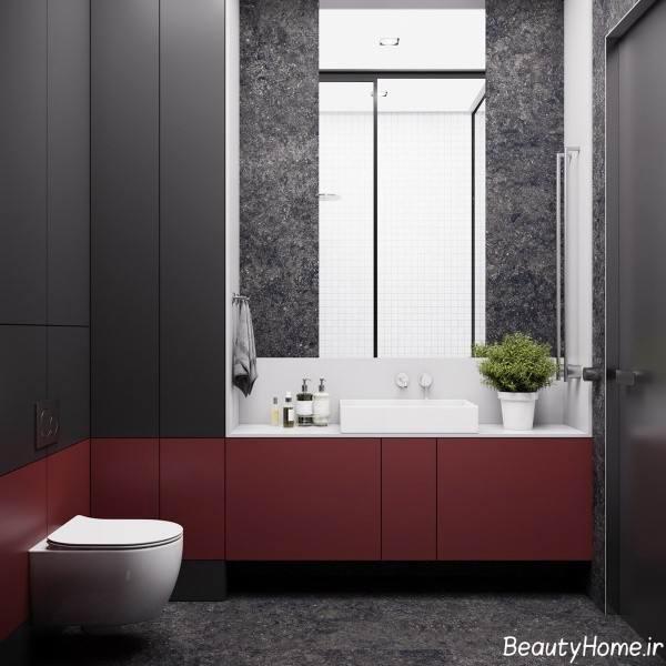 دکوراسیون زیبا حمام