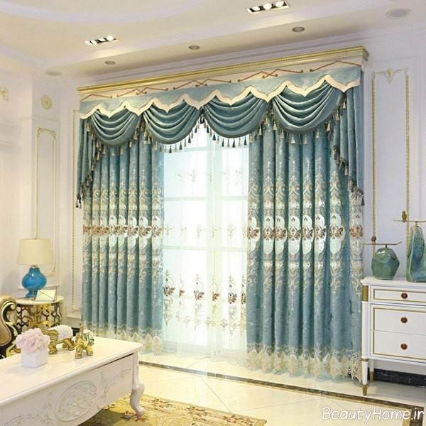 تاثیر پرده در طراحی داخلی منزل