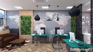 طراحی آژانس مسافرتی با ایده های خلاقانه