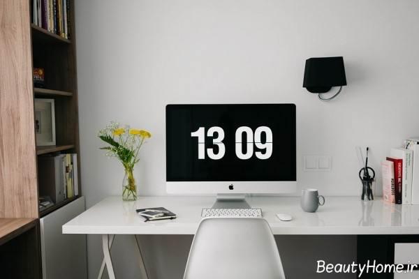 تزیین میز کامپیوتر