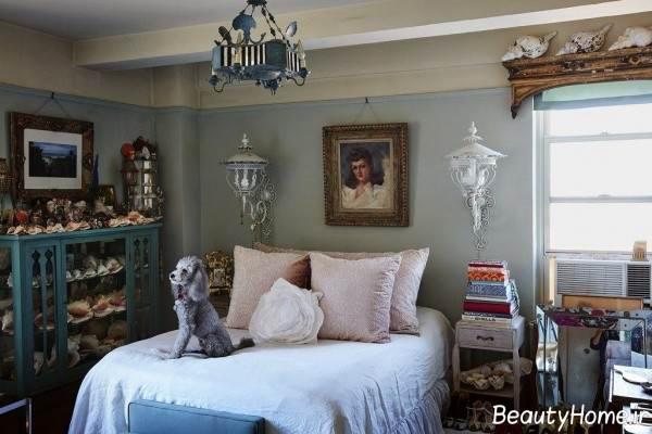 طراحی داخلی اتاق خواب ماوریک