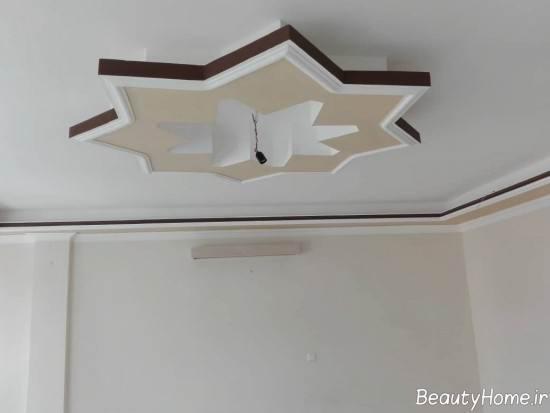 رنگ آمیزی سقف منزل