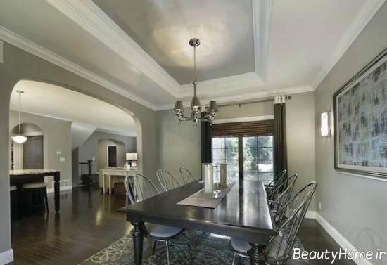رنگ آمیزی سقف خانه با روش های جالب