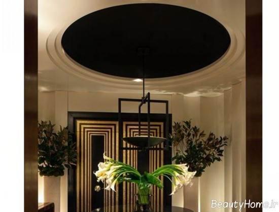 رنگ آمیزی سقف خانه های سلطنتی