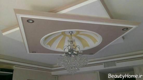 نقاشی سقف خانه