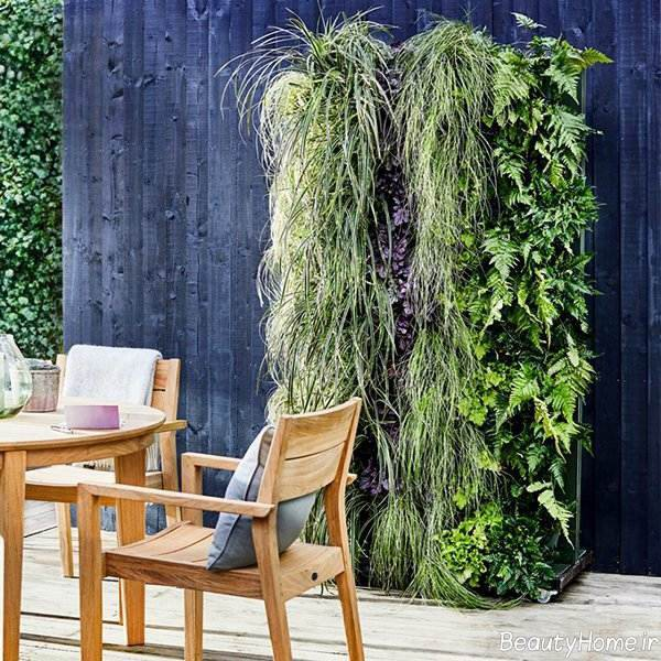 طراحی باغ کوچک