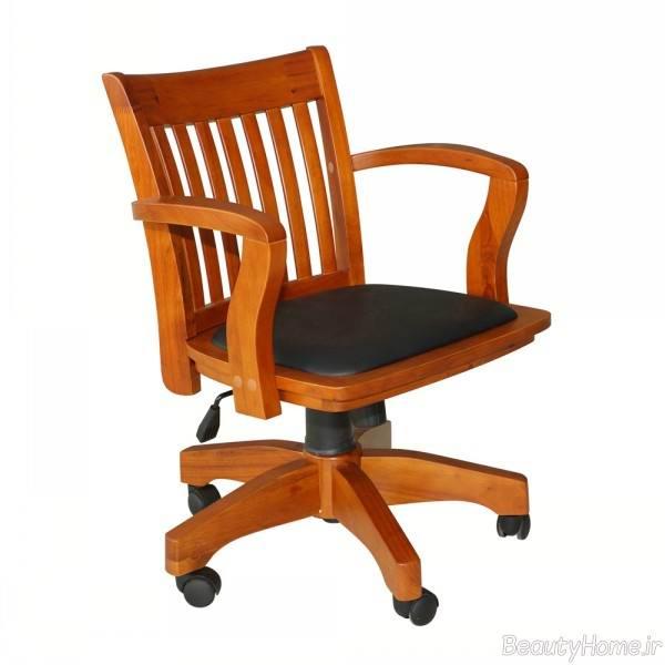 مدل صندلی گردان ام دی اف