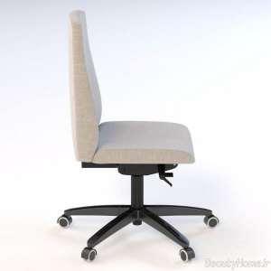 صندلی گردان ساده