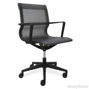 صندلی چرخدار زیبا اداری