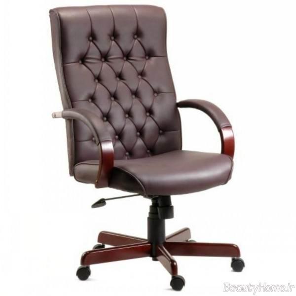 صندلی شیک اداری