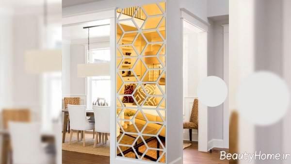 تاثیر آینه در دکوراسیون داخلی منزل