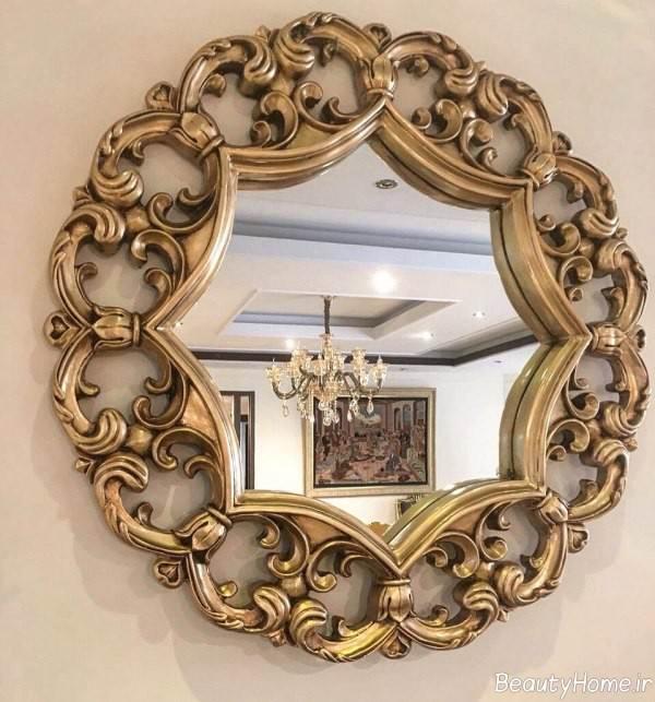 آینه رزینی