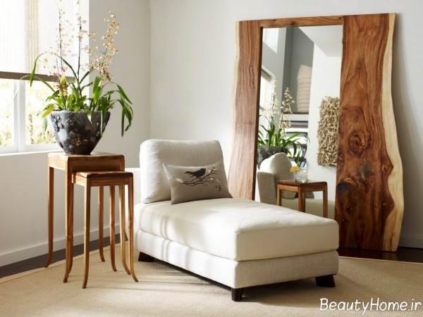 نقش آینه در طراحی داخلی اتاق خواب