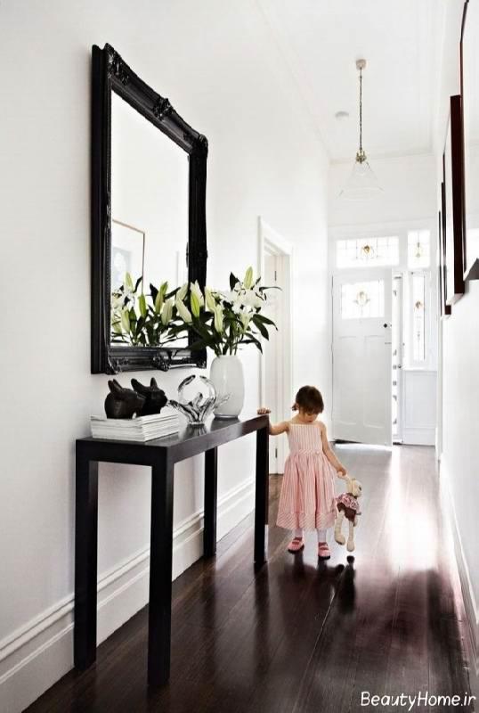 تاثیر آینه در طراحی داخلی منزل