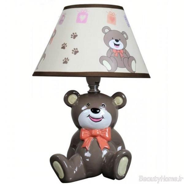 آباژور طرح خرس