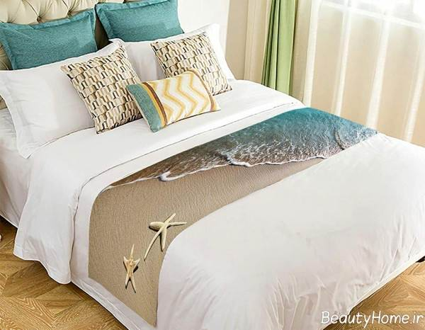 مدل شال مخصوص تخت