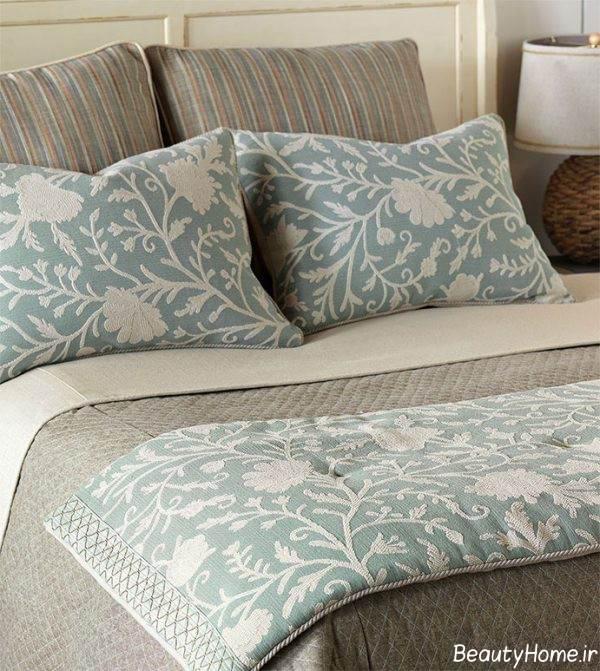 طرح شال تخت خواب