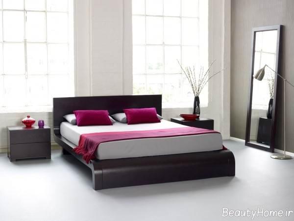 شال تخت ساده