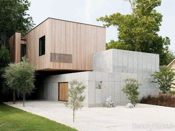 نمای بیرونی ساختمان 2020